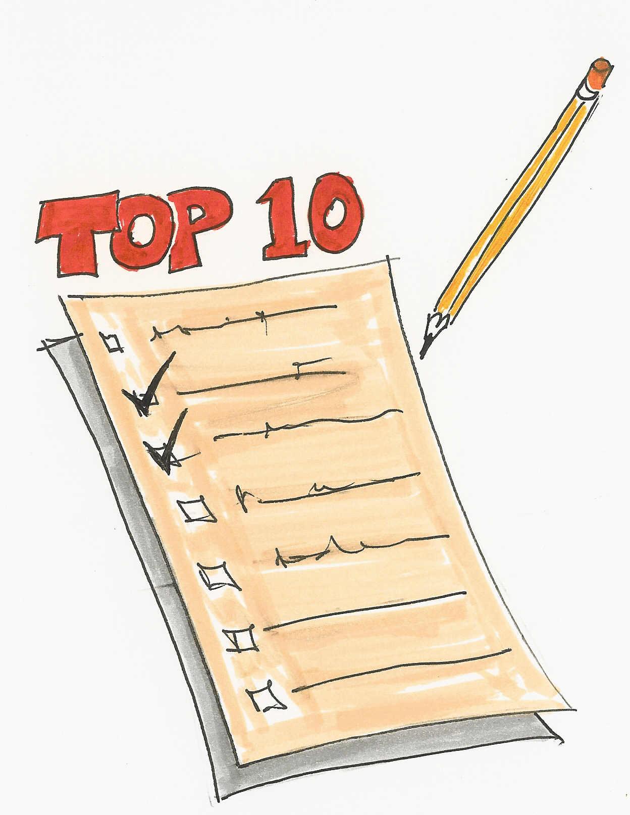 Top lists