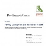 Pew Internet Caregivers