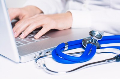 Medical Transcription in EHRs vs Click Click Clickety Clack Typing
