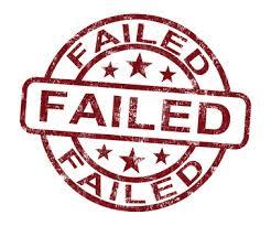 u failed