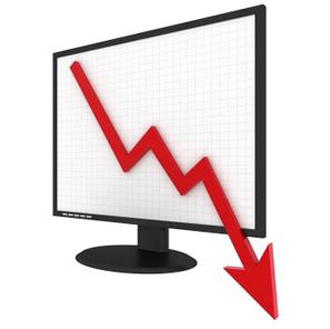 falling-graph