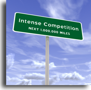 Examples List on The Intense Competition Of Businesses Worldwide