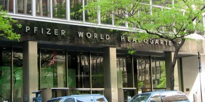How is Pfizer employee morale? -